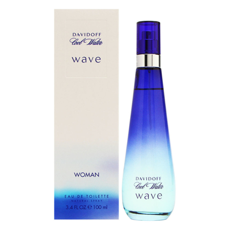 Davidoff Cool Water Wave EDT W 100ml