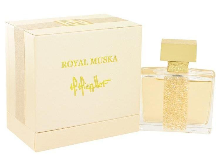 M.Micallef ROYAL MUSKA woda perfumowana 100 ml