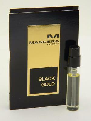 Mancera BLACK GOLD EDP 2 ml PRÓBKA