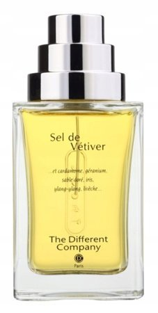 The Different Company SEL DE VETIVER EDP 100 ml